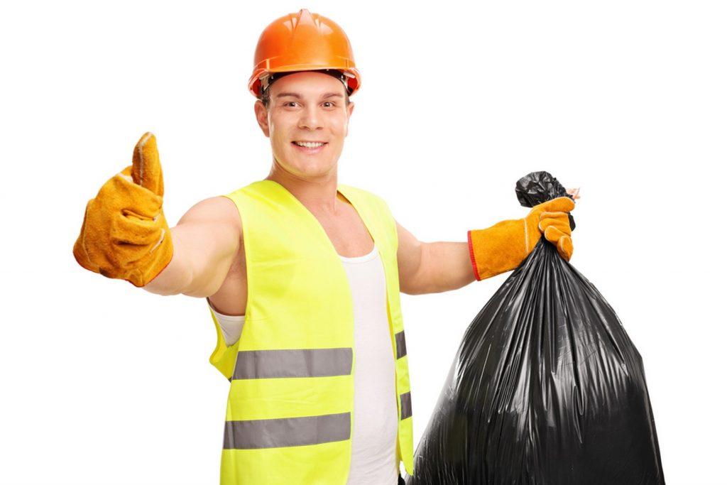 rimozione rifiuti milano